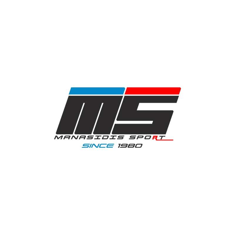 Athletic Qtr Strap Sandal W/ M